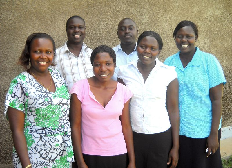 2010-07 Uganda - TF Office 296